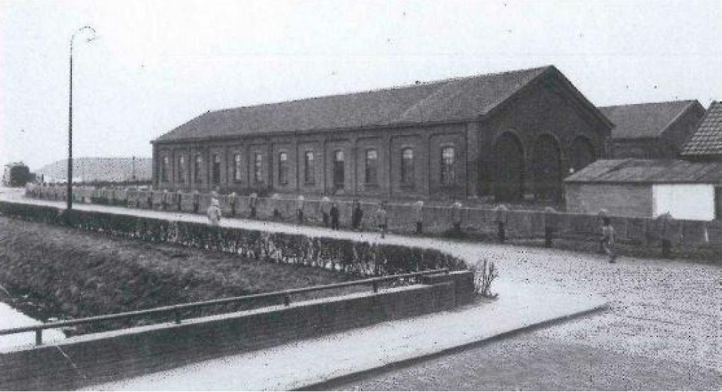 Historische foto van de remisee